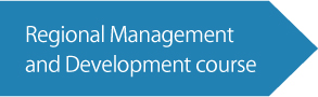 Regional Management and Development course